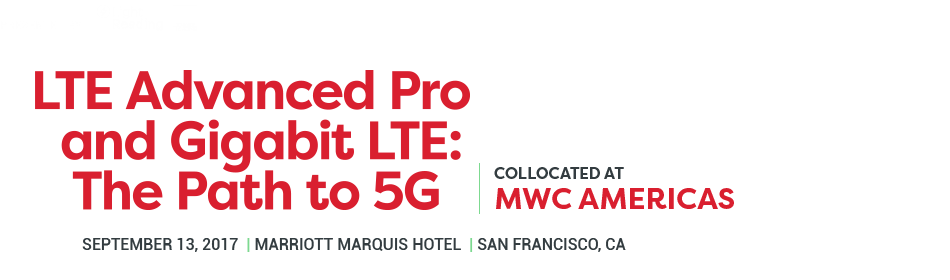 Light Reading Breakfast: LTE Advanced Pro and Gigabit LTE: The Path to 5G