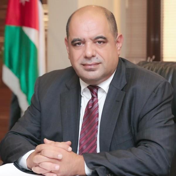 H.E. Ahmad Hanandeh